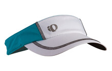PEARL iZUMi Men's Infinity In-R-Cool Visor white/electric blue
